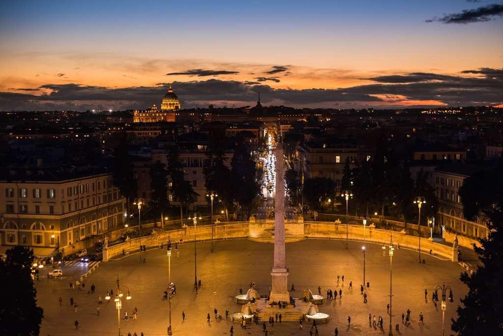 Omogirando Piazza del Popolo e il Pincio - Visita guidata - Roma, 11 luglio 2020 ore 18:00 8412773331_8ce7de7390_b