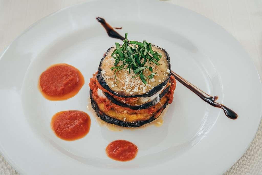 Menu ristorante il piccolo mondo for Antipasti romani